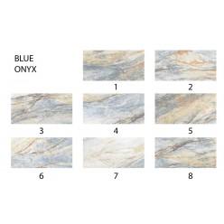 Wicanders Plaza принт Viscork Blue Onyx